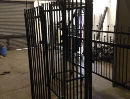 Selection of gates – finished product