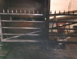 4M Farm gate – During coating