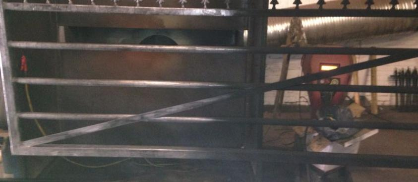 4M Farm gate – During coating